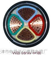 天津小猫牌YJV22 高压电缆 YJV22 8.7/15KV 3*70