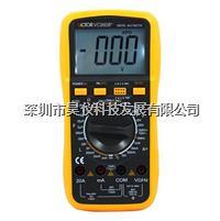 胜利VC9808+   万用表VC9808+   深圳胜利victor9808+