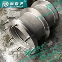 02S404不锈钢柔性防水套管