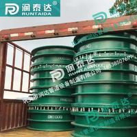 污水处理厂大口径国标柔性防水套管