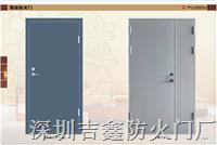 甲級鋼質防火門 GFM-14
