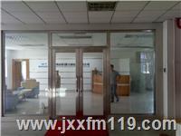 不銹鋼玻璃防火門 BLFM-04