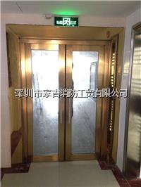 深圳玻璃防火门、玻璃防火门价格