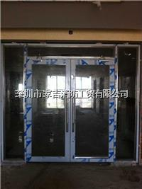 不锈钢玻璃防火门、甲级不锈钢玻璃防火门。