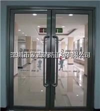 防火玻璃门、甲级防火玻璃门 防火玻璃门、甲级防火玻璃门