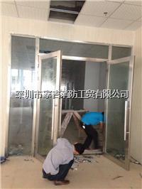 甲级玻璃防火门、玻璃防火门多少钱一平米