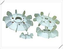 Y2电机风叶(铸铝铁芯