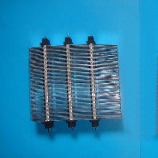 翘片式PTC电辅助加热器