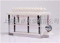 12工位固相萃取装置无油隔膜抽滤泵 Jiapd-12SPE