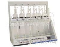 水质检测用智能一体化蒸馏仪 Jipad-ZL6