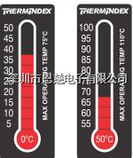 温度美牌THERMAX系列英国TMC可逆温度试纸 可逆温度试纸