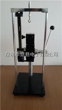 凯特原装正品HST系列HST-S数显型手压式拉压测试架