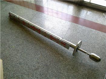 頂裝式磁翻板液位計LFJ-UQZ-519D LFJ-UHZ-519D