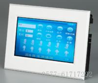 液晶智能控制面板