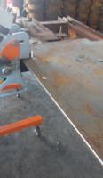 N.KO恩科自动行走式平板坡口机UZ15,*大斜边宽度15mm ,坡口角度15-