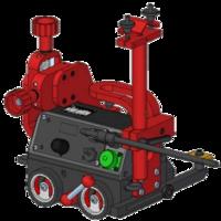 圆角焊接小车-壁虎