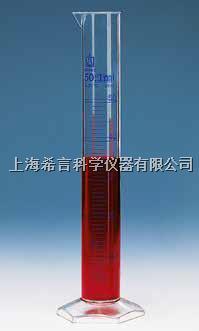 德国普兰德Brand 10mLA级量筒PMP材质 10mL