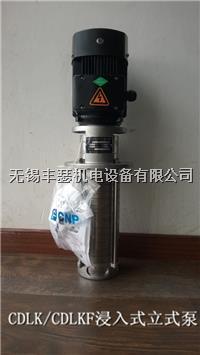 南方泵业立式泵 CDLK3-20/2