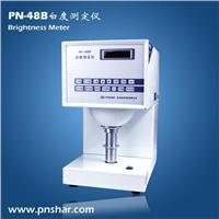 白度颜色测定仪(色度仪)(色差仪) PN-48A