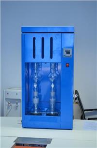 脂肪测定仪二联,索氏提取仪器杭州聚同电子生产