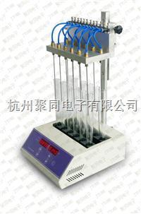 可视氮吹仪JTN200干式铝块加热氮吹仪