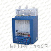 杭州聚同粗纤维测定仪,膳食纤维测定检测仪器 JT-CXW-6