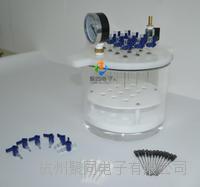甘肃生产厂家圆形固相萃取仪JTCQ-12B JTCQ-12B