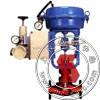 H-ZDL-21110AB,气动单座调节阀 H-ZDL-21110AB