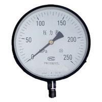 高压压力表Y200 上海自动化仪表五厂 Y200