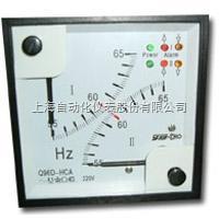 Q96D-HCA上海自动化仪表一厂Q96D-HCA双路频率监测报警仪