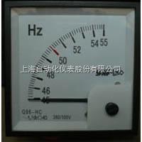 Q96D-HCA上海自动化仪表一厂Q96D-HCA频率表