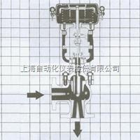 HAV上海自动化仪表七厂HAV文丘里角阀