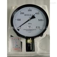 YB-200/100MPa上海自动化仪表五厂YB-200/100MPa精密压力表
