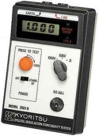 绝缘电阻测试仪 3001B