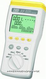 电池测试器TES-33