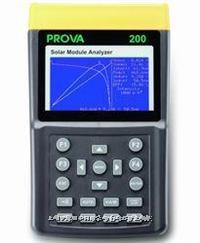 PROVA200太阳能电池分析仪