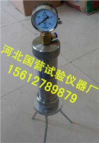 SYM-3型砂漿壓力泌水儀