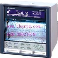 100mm日本千野CHINO混合式记录仪KL4000