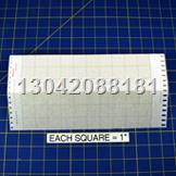 美国ABB长图记录仪SR100-B/SR108A折叠记录纸PR 100-9002F