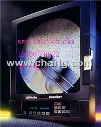 PARTLOW帕特羅MRC8000圓圖記錄紙002-138-01   002-138-01