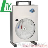 12英寸温度压力圆图记录仪
