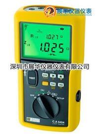 法国CA电气安装测试仪CA6454安规测试仪 CA6454