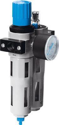 FESTO气源处理组件技术资料 FRC-1/4-D-MINI-KE