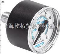 费斯托面板式压力表主要概述 德国FESTO面板式压力表 PAGN-P-63-1M-G14