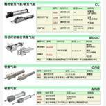 质量好SMC组合型气缸 日本SMC组合型气缸 CP95SB80-250