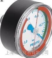 德国FESTO真空压力表,进口费斯托FESTO真空压力表 VAM-40-V1/0-1/8-CT
