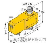详细介绍德国TURCK带显示功能压力传感器 BIM-UNT-AN6X