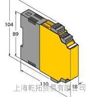 介绍图尔克隔离变送器性能,乾拓TURCK隔离变送器优势 FCS-GL1/2A4P-AP8X-H1141