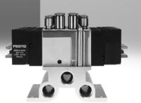 产品选型:德国FESTO紧凑型电磁阀CPE10-M1BH-3GL-QS-6 196847
