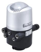 产品应用:德国BURKERT 8681型用于卫生过程阀门分散自动化的控制头